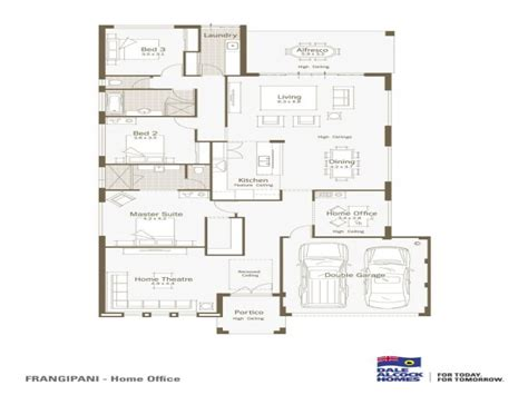 single storey floor plan single story house designs floor plans single story modern