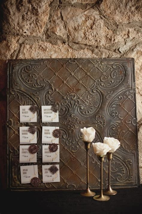 How To Antique Tin Ceiling Tiles by Antique Tin Ceiling Tile Magnetic Board House