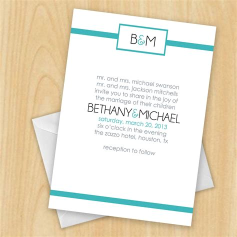 Wedding Invitations Etiquette by Wedding Invitation Wording Etiquette Wedding Plan Ideas