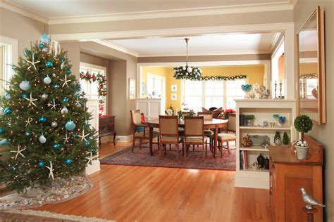 farmhouse dining room home design ideas pictures remodel amazing christmas ornaments decorating ideas gallery in