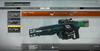 New classic weapon class featured in infinite warfare