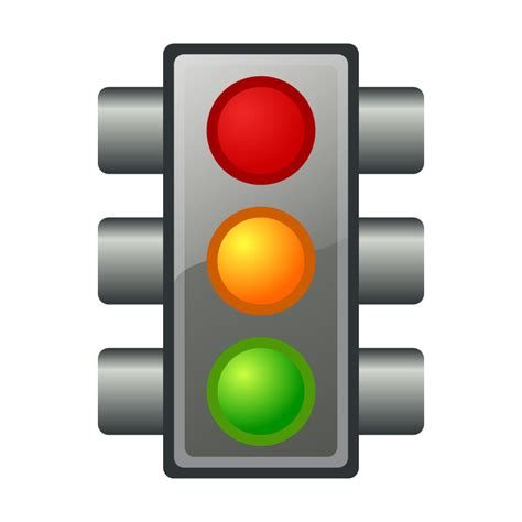 free to use domain traffic light clip