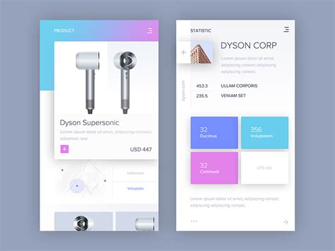 app design jacket e commerce mobile app by outcrowd dribbble
