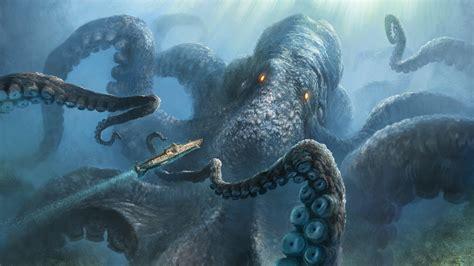 octopus l el kraken quot la muerte submarina quot youtube