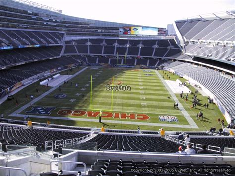 what is section 351 soldier field section 351 chicago bears rateyourseats com
