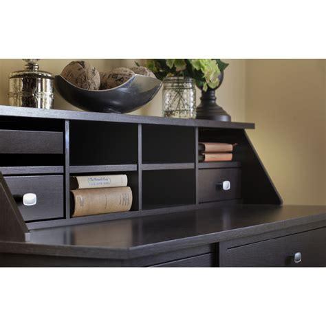 Desk Top Organizer Hutch Bush Furniture Broadview Desktop Organizer Home Furniture Home Office Furniture Desks