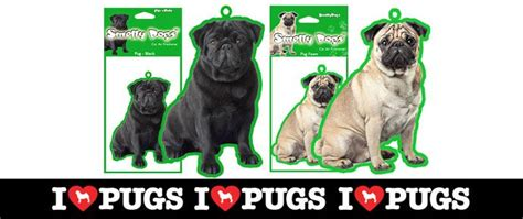 pug car air freshener 48 best i pugs accessories images on uk post accessories and pug