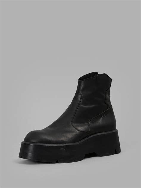 mens black platform boots 580 best mens footwear images on shoe