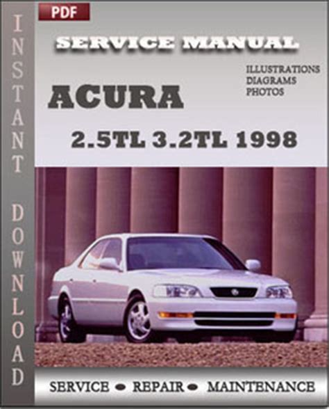 1996 acura tl owners manual original 2 5tl 3 2tl download acura 3 2 tl owners manual free healthcaretracker