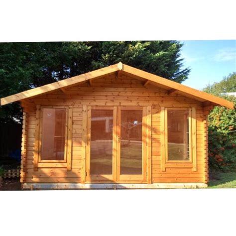 Log Cabin Sheds by Rainham Sheds Log Cabins