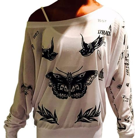 harry styles tattoos sweater 57793 best images about polyvore on sweater