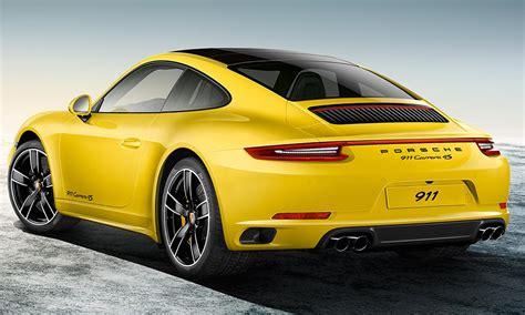 Porsche Exclusive by Ihr Porsche 911 S Kann Jetzt 30 Ps Mehr Haben Porsche