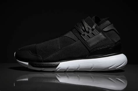 Adidas Y 3 Qasa High Blackwhite Premium High Quality 1 adidas y 3 qasa high black white sneaker bar detroit