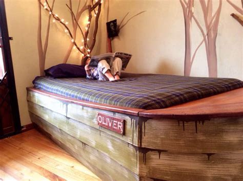 full boat bed how to make boat bed diy crafts handimania