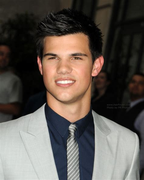 launtner hair tutoorial how taylor lautner hairstyle changes in twilight series
