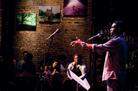 poetry slam speak up the phenomenon of chicago slam poetry