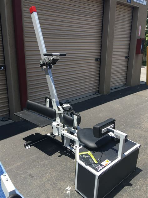 medx stretch machine condtion