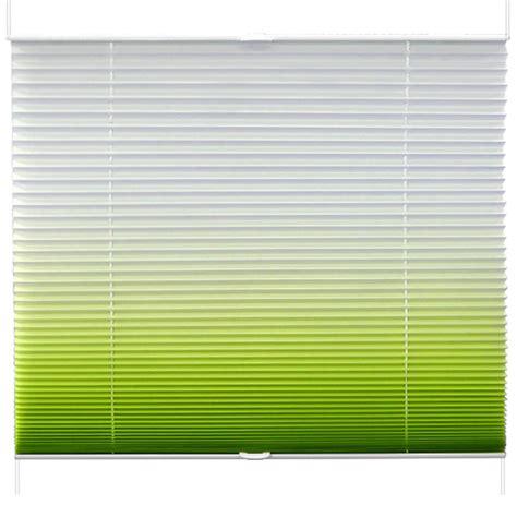 plissee rollo plissee gr 252 n farbverlauf 75x130 cm plissees