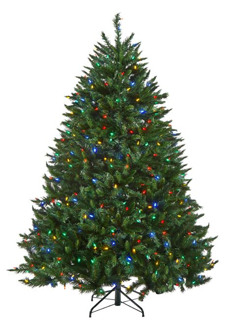Superb Most Realistic Artificial Christmas Tree #7: Brunswick-Spruce-Feature.png