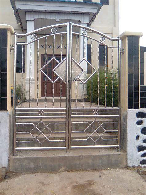 stainlees steel kotabaru kalsel model variasi pagar