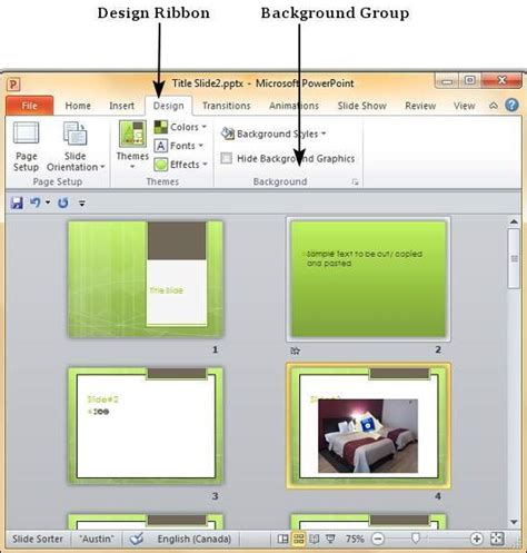 auto layout powerpoint 2010 setting backgrounds in powerpoint 2010 the highest