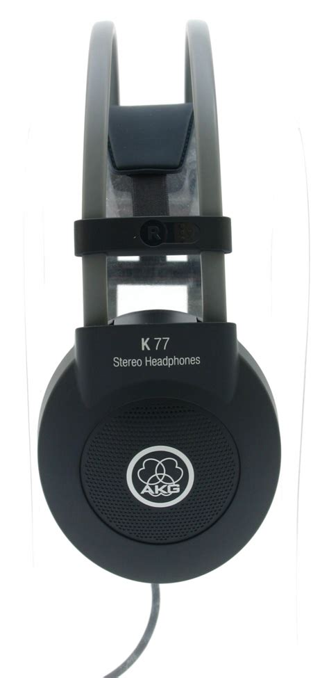 Headphone Akg K77 akg k77 32 ohm headphones semi closed