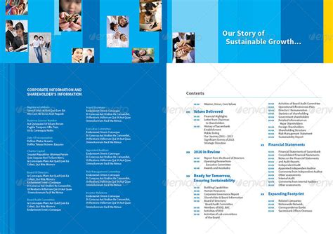 Legion Of Annual Report Template Annual Report Design Template Vol 2 By Thinqueber