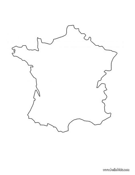 france map coloring pages hellokids com
