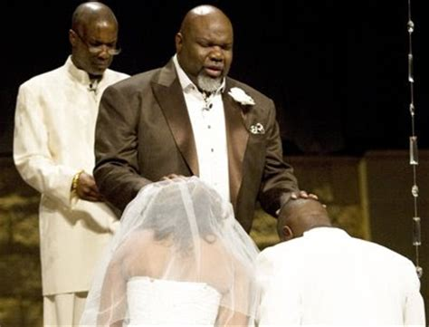 td jakes wedding you better recognize oneness pastor td gives