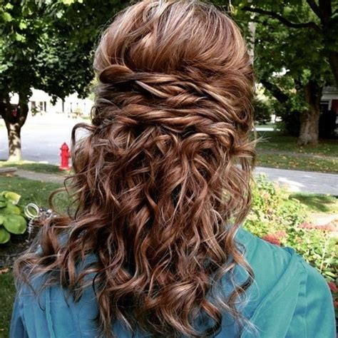 Homecoming Hairstyles For Medium Hair Half Up Half by 20 Amazing Braided Hairstyles For Homecoming Wedding Prom