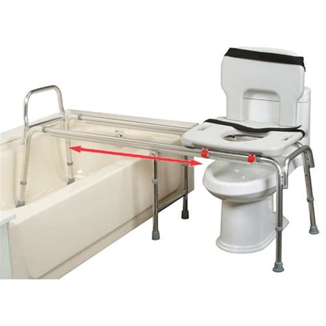 sliding bathtub transfer bench xx long toilet to tub sliding transfer bench extra long