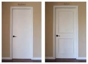 Interior Door Trim Kits Instant Two Panel Raised Door Moulding Kit Traditional Interior Doors Los Angeles By