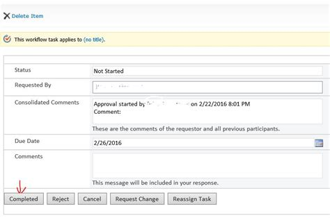 approval sharepoint 2010 workflow approve button on workflow task