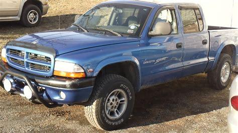 how to fix cars 2002 dodge dakota navigation system 2000 dodge dakota quad cab 5 9 magnum walkaround and revs youtube