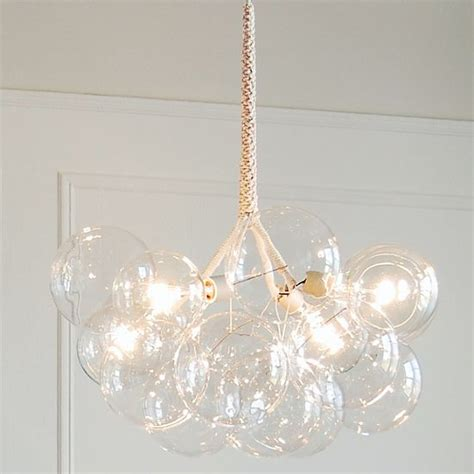 Glass Chandelier Diy diy recycled glass chandelier popsugar home