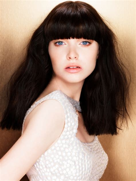 Long Hairstyles: Long Hairstyles With Bangs Ideas, Long Hair 2013, Long Hair ~ HairstyleHolic.com