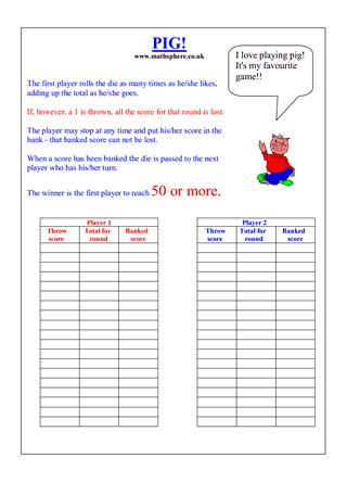 logic board games printable maths game for ks2 maths card games for primary school
