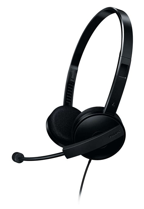 Headset Philips headset multim 237 dia shm3550 10 philips