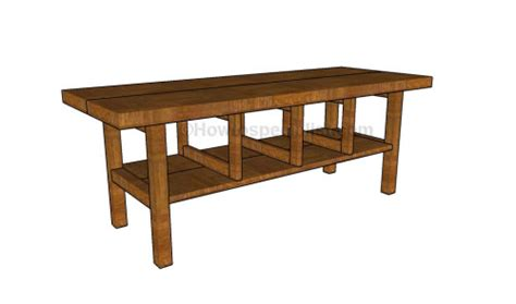 how to build a rustic kitchen table howtospecialist