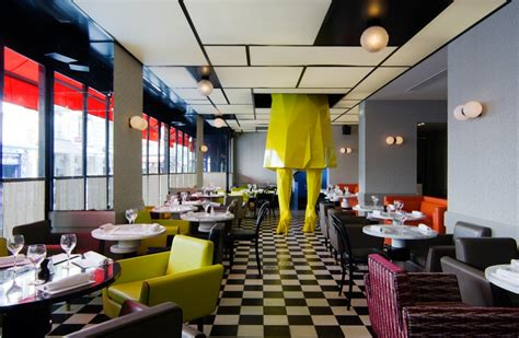 cafe germain paris idesignarch interior design