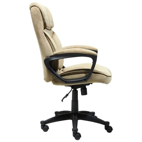 Microfiber Office Chair by Executive Office Chair In Velvet Coffee Microfiber 43670