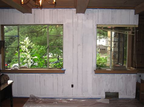 painted wood paneling before and after painted wood paneling before and after photos home