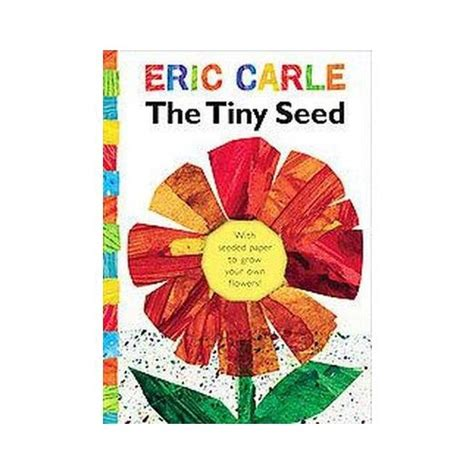 The Tiny Seeds the tiny seed reprint hardcover by eric carle target