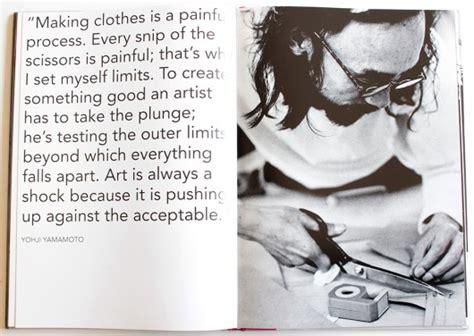 libro yohji yamamoto libros de moda yohji yamamoto viste la calle