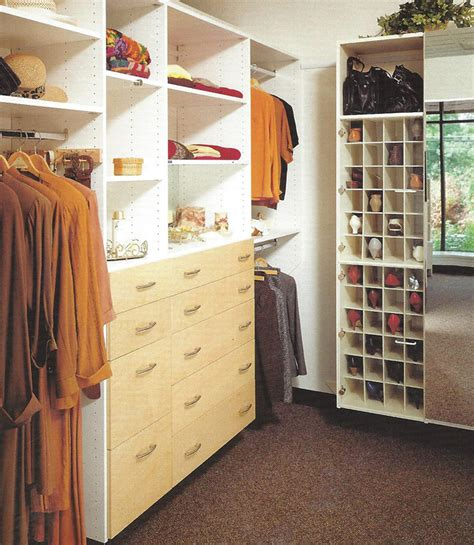 Enclosed Closet Systems by Closet Systems 100 Fabric Closet Narrow Interior