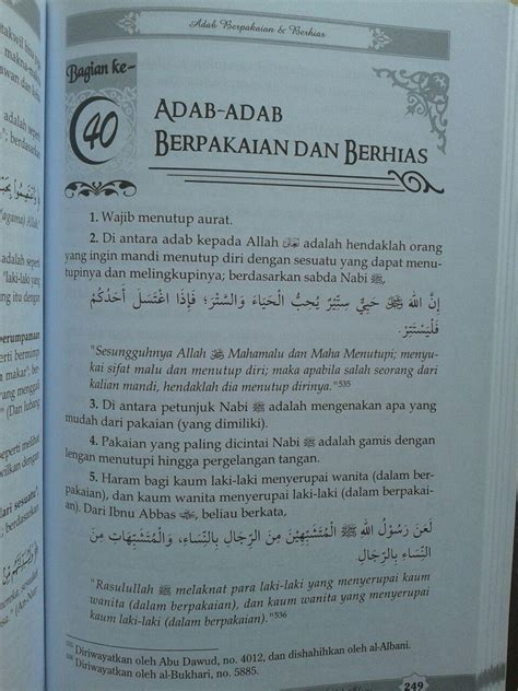 Buku Islami Panduan Berhubungan Intim buku panduan lengkap praktis adab dan akhlak islami