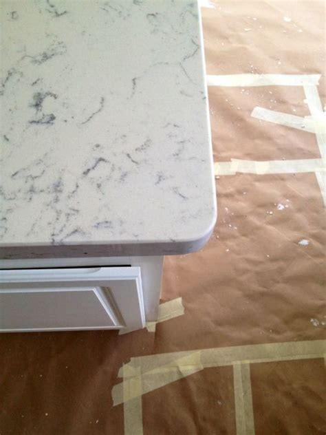 Silestone Countertop Edges by Silestone Lyra Squared Sides With Curved Edge Kitchen
