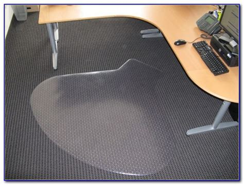 Amazon Chair Mat For Carpet office chair carpet protector desk home design