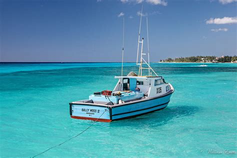 caribbean fishing boat plans the bright blue sea fishing boat at oistins town barbad