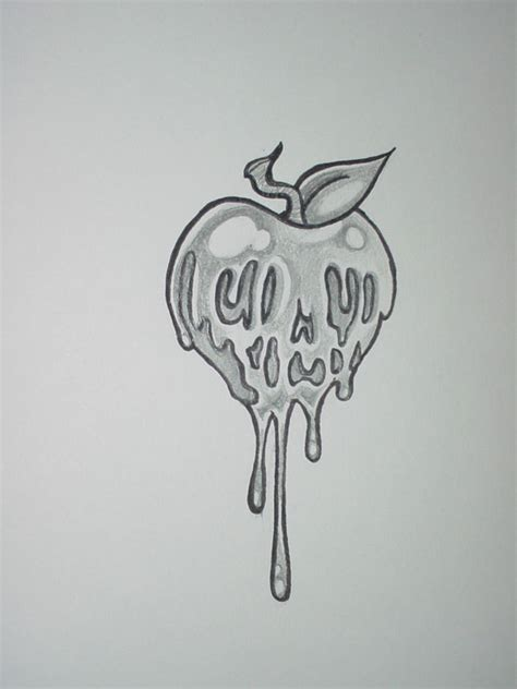 poison apple by shadowkeeper1327 on deviantart